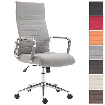 Bürostuhl Kolumbus Stoff Arbeitsstuhl Schreibtischstuhl Bürosessel Chefsessel