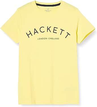 Hackett London Logo tee Y Camiseta para Niños
