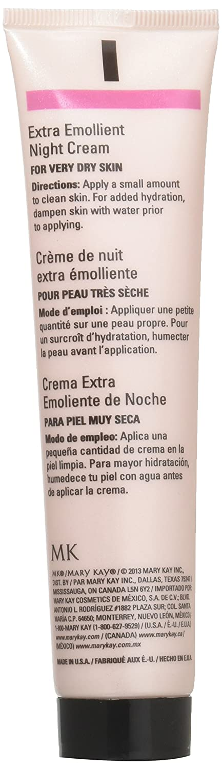 Mary Kay Extra Emollient Night Cream by Mary Kay: Amazon.es: Salud y cuidado personal