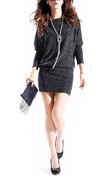 483737808863b Spring Dress 2018 Hot Women Dress Cute Casual Active Sexy Dress Wild Slim  Elegant Long Sleeve