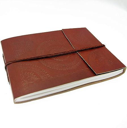 Design Vintage Album Photo de Mariage-Cadeau 40 Interleaved pages