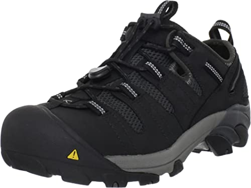 KEEN Utility Men's Atlanta Cool Steel Toe Work Shoes review