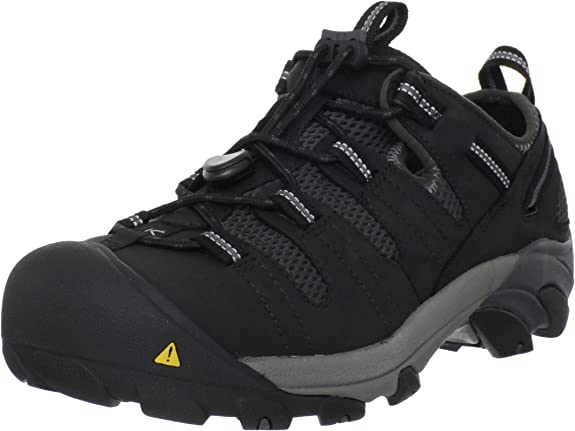 1. KEEN Utility Men's Atlanta Cool-M Industrial Shoe