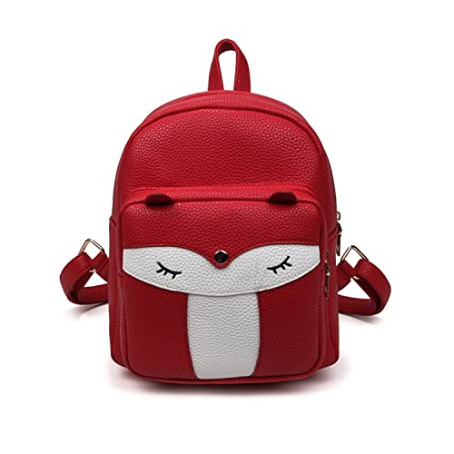 Cute Mini Leather Fox Fashion Backpack Small Daypacks Purse for Girls   Amazon.ca  Shoes   Handbags a10274af0f23b