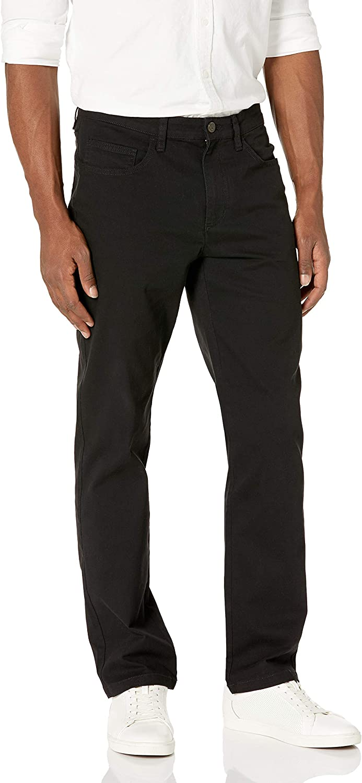 Amazon Brand - Goodthreads Men's Straight-Fit 5-Pocket Comfort Stretch Chino Pant