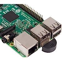 SunFounder USB 2.0 Mini Microphone for Raspberry Pi 4 Model B, Module 3B+, 3B 2 Module B & RPi 1 Model B+/B Laptop…