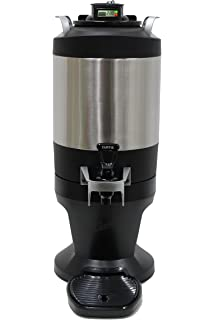 Restaurant & Food Service Bunn Commercial Restaurant Tdo-n 3.5 Iced Tea Server With Lid 3.5 Gallon Coffee Brewers & Warmers