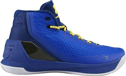 Under Armour Curry 3 Zapatillas de Baloncesto para Hombre, 40 ...