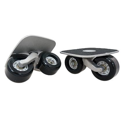 Goldway Tabla de crema drift skate con ruedas de poliuretano de alta calidad con platos ABEC