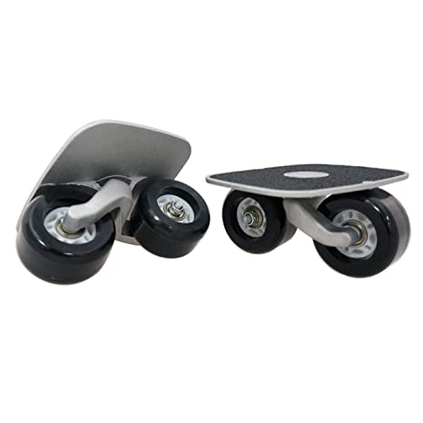 1ba1832ac Goldway Cream Drift Skate Plates with Pu Wheels Abec-7 Bearings (FBA-Black