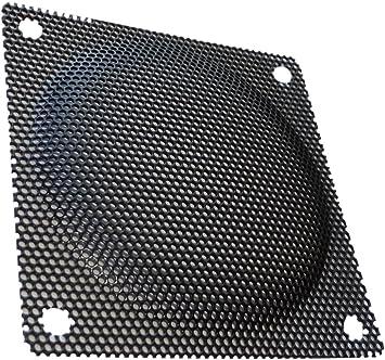 AERZETIX: 2 x Rejilla de protección 80x80mm ventilación para ...