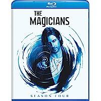 The Magicians: Season Four [Blu-ray] (Sous-titres français)