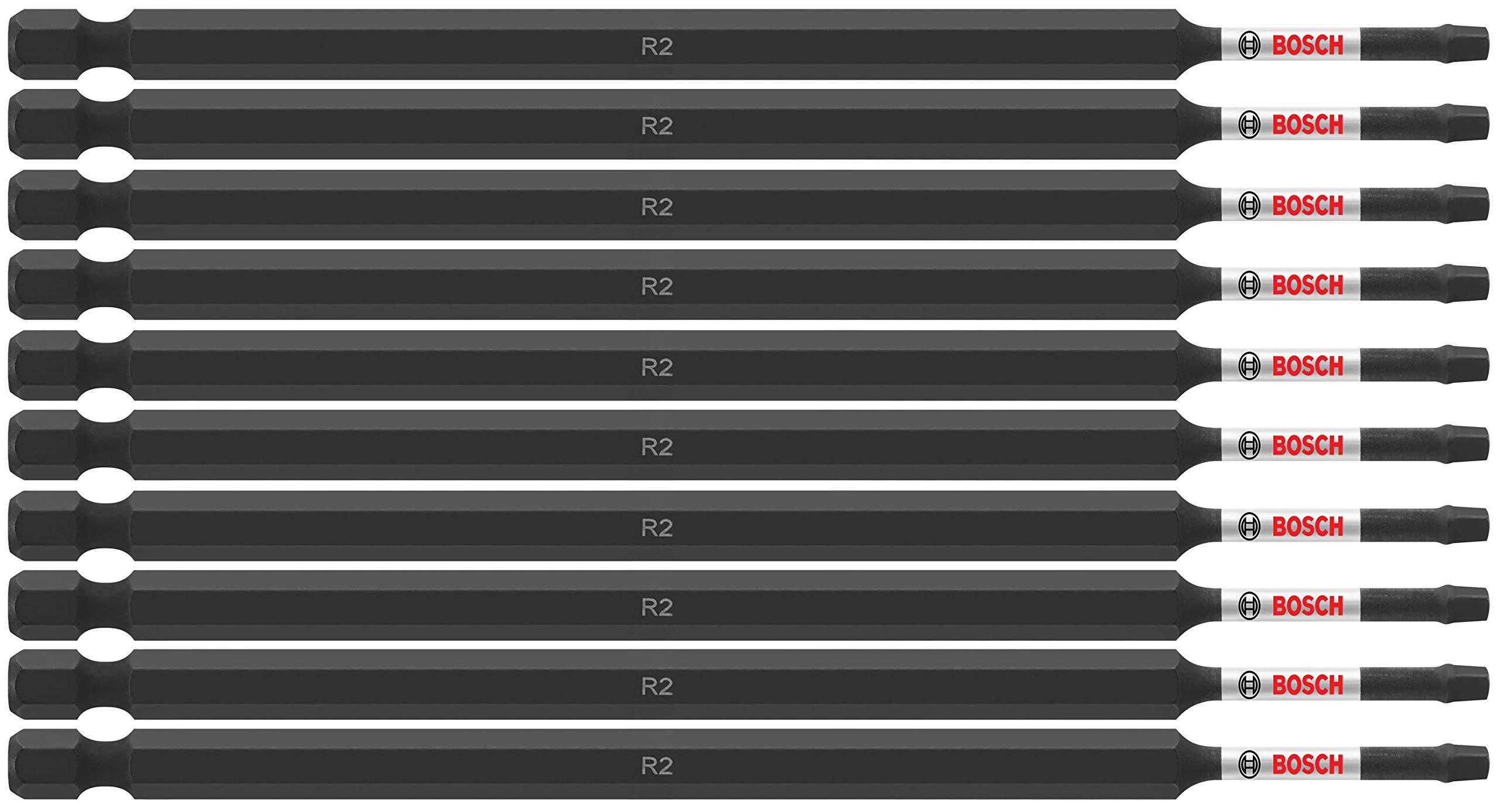 Bosch ITT206B Impact Tough 6 In Torx #20 Power Bits