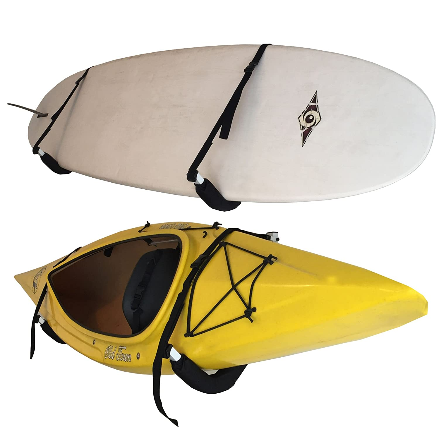 save systems a sparehand sup tier wall and surfboard mount p rack