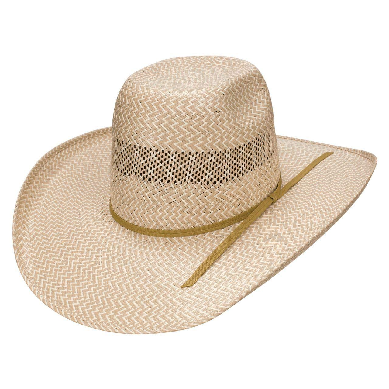 Resistol 7X Dove Valley Straw Hat 7.38