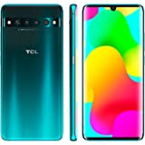 """TCL 10 Pro Unlocked Android Smartphone with 6.47"""" AMOLED FHD + Display, 64MP Quad Rear Camera System, 128GB+6GB RAM, 4500mAh"""