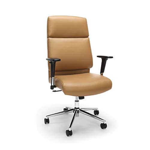OFM Core Collection Bonded Leather Manager Chair
