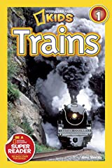 National Geographic Readers: Trains Kindle Edition