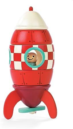 Para niños de 2 a 6 años,Mi primera maqueta magnética,Para desmontar y desmontar infinidadde veces,D