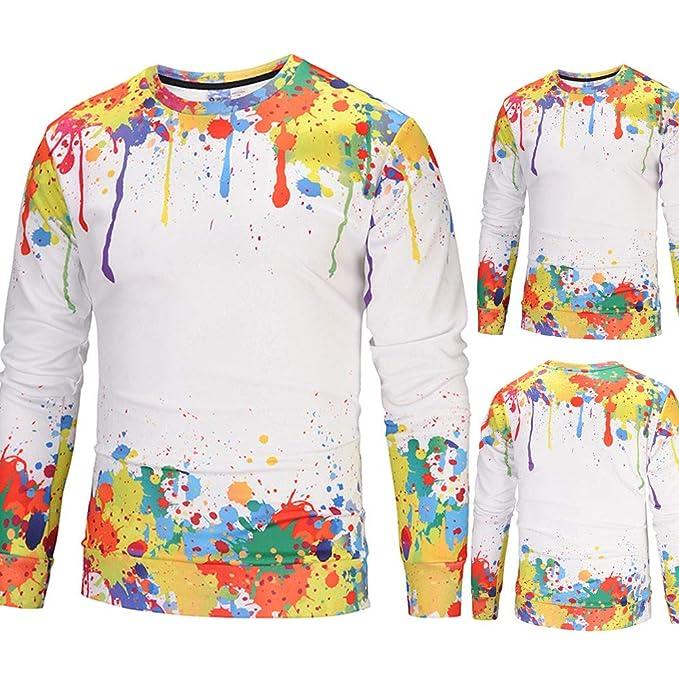Rawdah_Camisetas De Hombre Manga Larga Camisetas Hombre Manga Larga Camisetas De Hombre Tallas Grandes Camisetas De