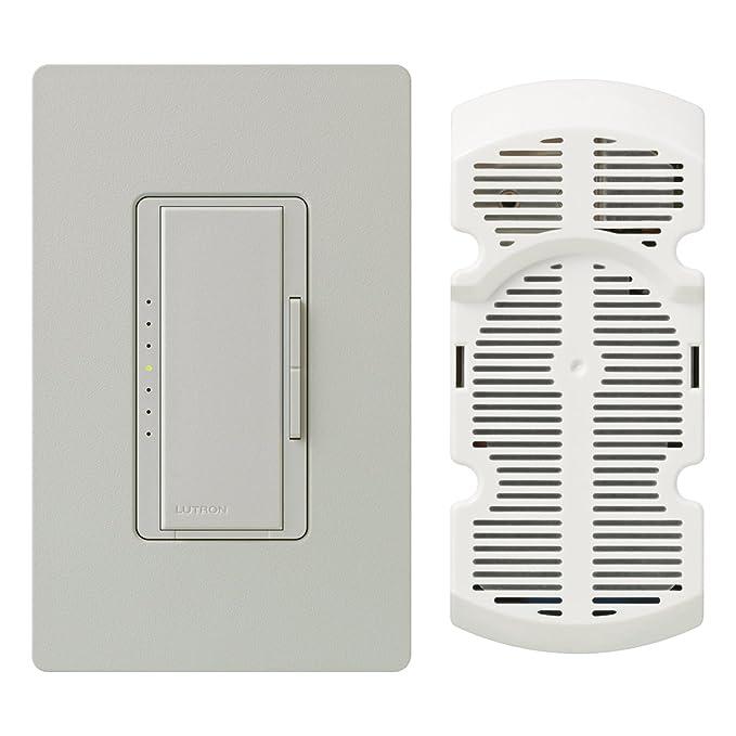 Lutron Maestro 7-fach mit mehreren Digital Fan Control: Amazon.de ...