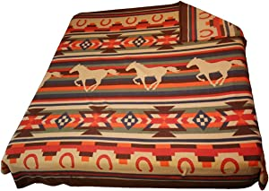 LL Home Queen Size Horse Blanket