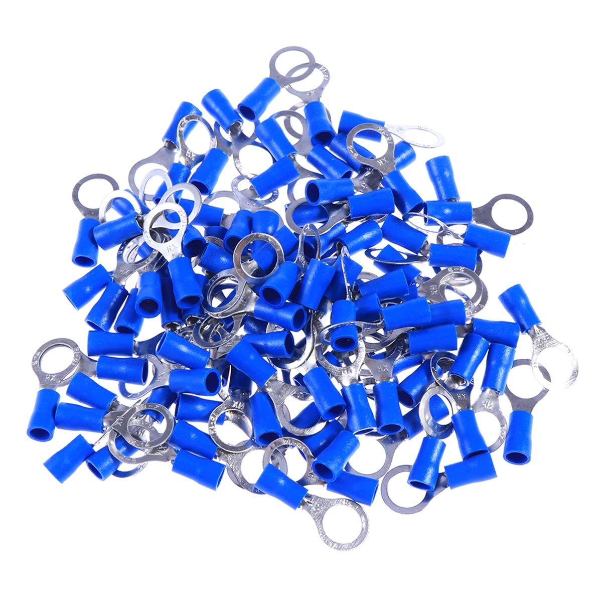 200 Piezas Conector de tope azul 100 Pieza 27A