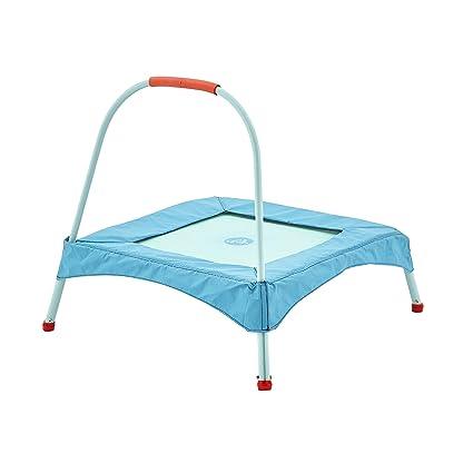 TP Toys 208 - Cama elástica de diversión temprana, Color Azul ...