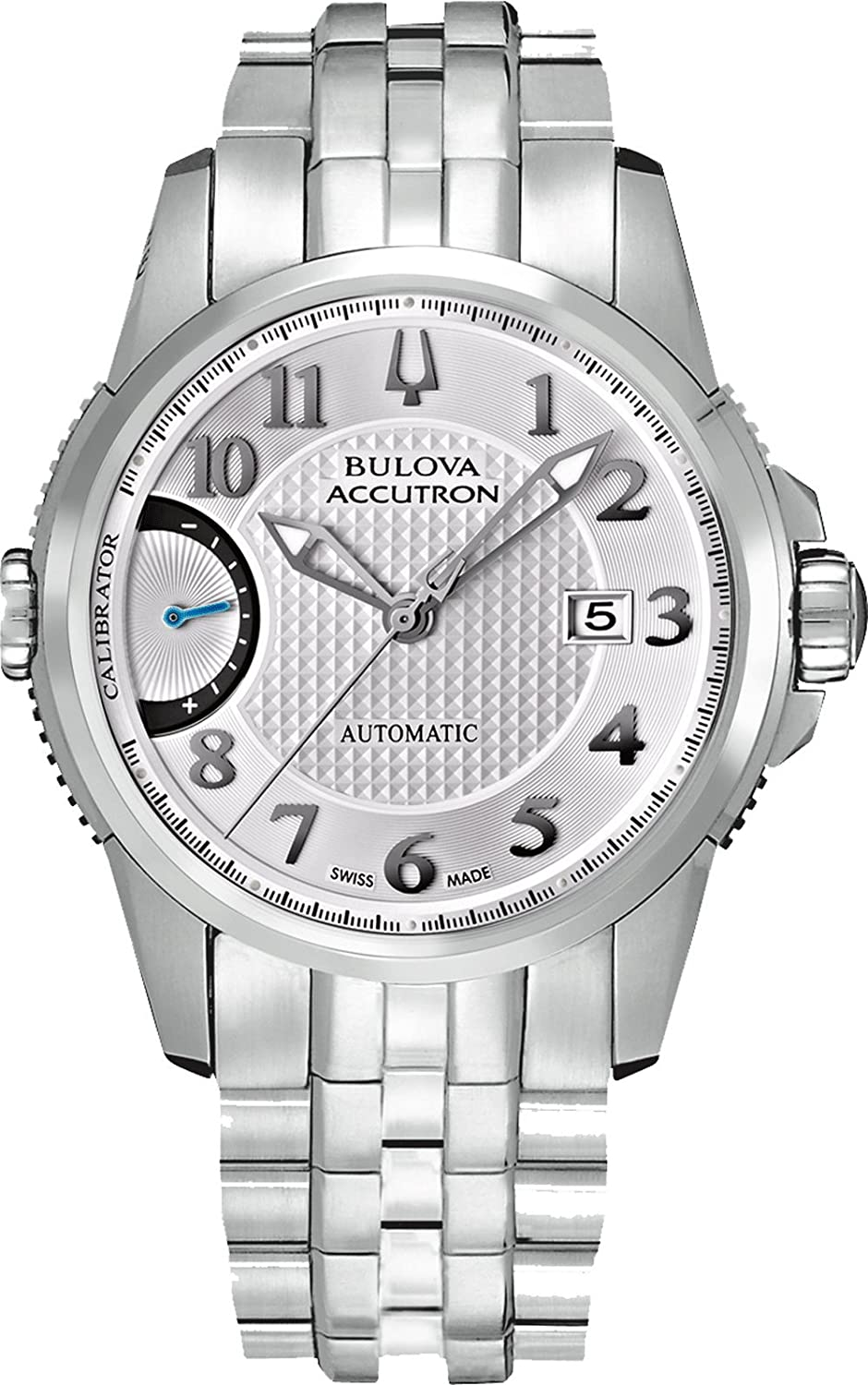 Bulova Accutron Men's Limited Edition Calibrator Bracelet Watch - 63B161