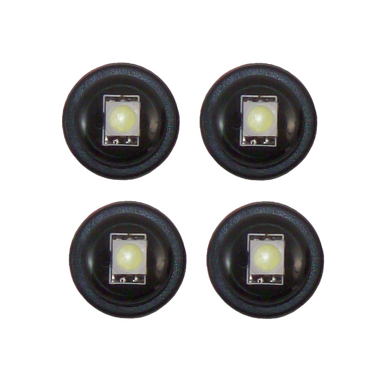 CIPA 93187 Intense White Ultra Mini LED Lighting Strobe Cipa USA