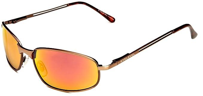 Eyelevel Herren Wickel, Sonnenbrille, Tornado, GR. One size (Herstellergröße: One Size), Rot (Red)