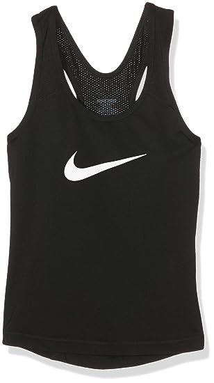 283dc9621fcba Amazon.com  Nike Girl`s Pro Cool Training Tank Top  Sports   Outdoors
