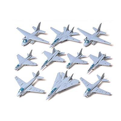 Tamiya Models Modern United States Navy Aircraft Set #1: Toys & Games
