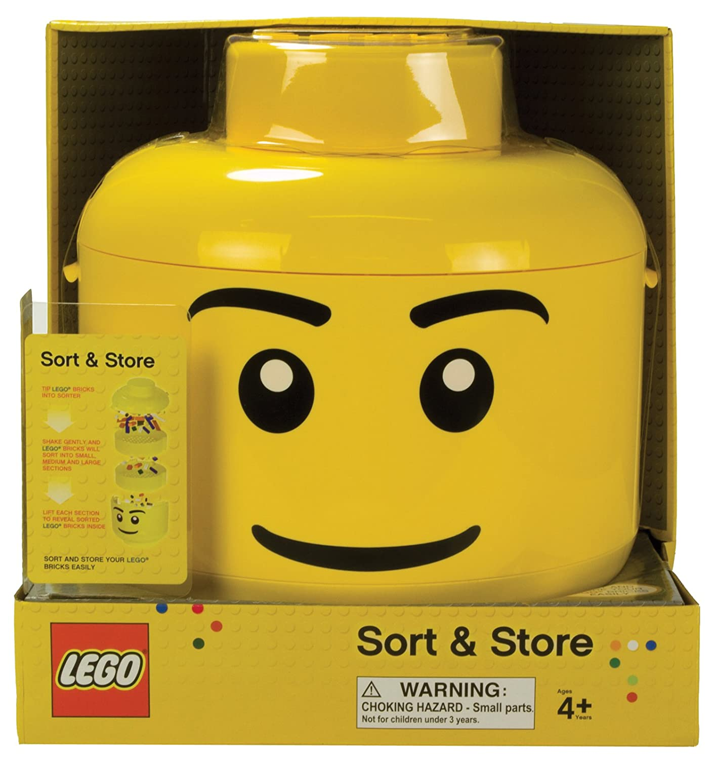 Amazoncom Lego Sort and Store Toys Games
