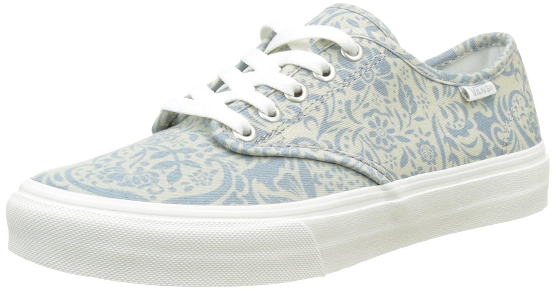 Vans WM Camden Stripe, Zapatillas para Mujer 41 EU|Azul (Henna)