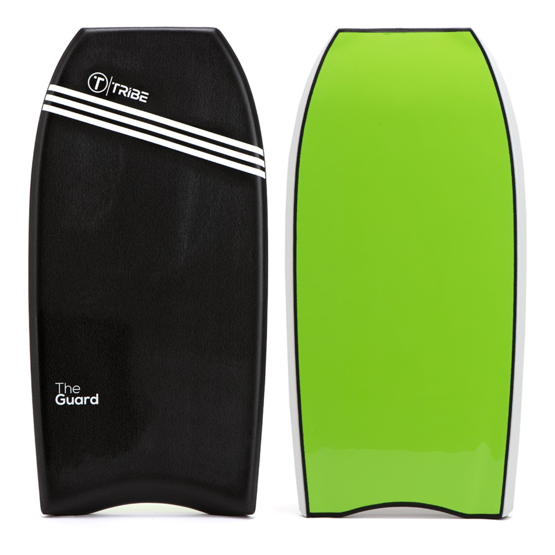 TribeボードをガードBodyboard B07DFP456N 41|Black / White / Apple Green Black / White / Apple Green 41