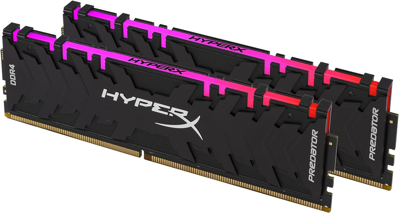 RAM HyperX Predator DDR4 16 GB, Kit da 2x8 GB, 3200MHz