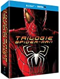 Trilogie Spider-Man - Origins Collection : Spider-Man 1 + Spider-Man 2 + Spider-Man 3 [Blu-ray + Copie digitale]
