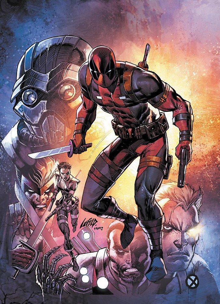 Deadpool: Bad Blood pdf