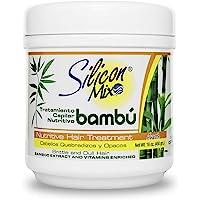 Silicon Mix Silicon Mix Bambu Bamboo Nutritive Hair Treatment 16 Ounce , 16 Ounces
