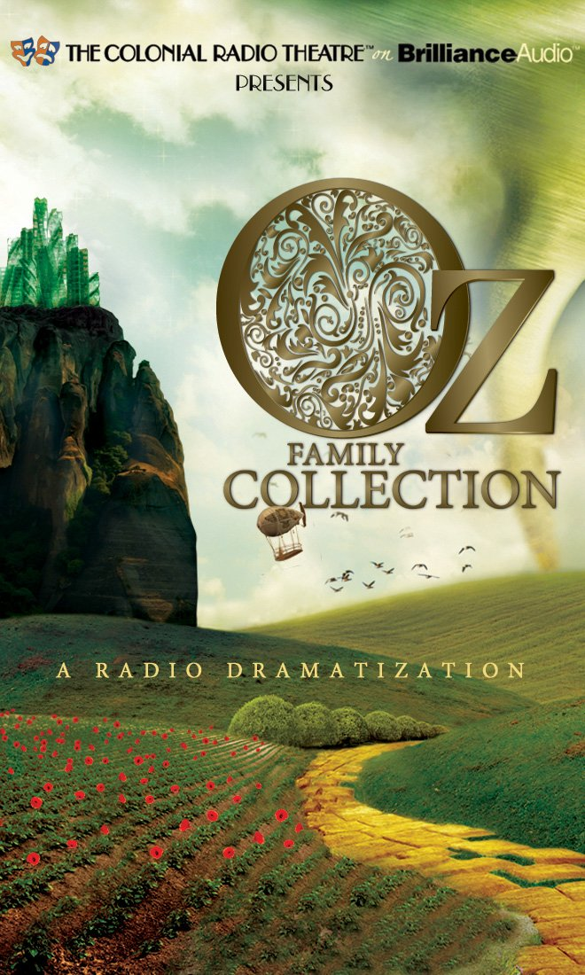 Download Oz Family Collection: The Wonderful Wizard of Oz, The Marvelous Land of Oz, Ozma of Oz, Dorothy and the Wizard in Oz, The Road to Oz, The Emerald City of Oz pdf