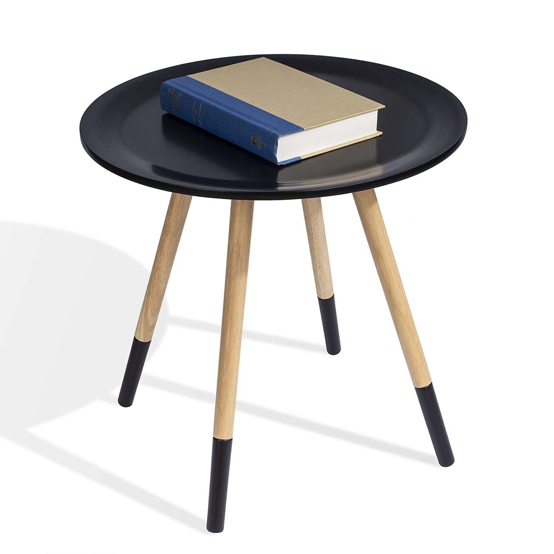 dar Living Styx Tray Side Table,Black