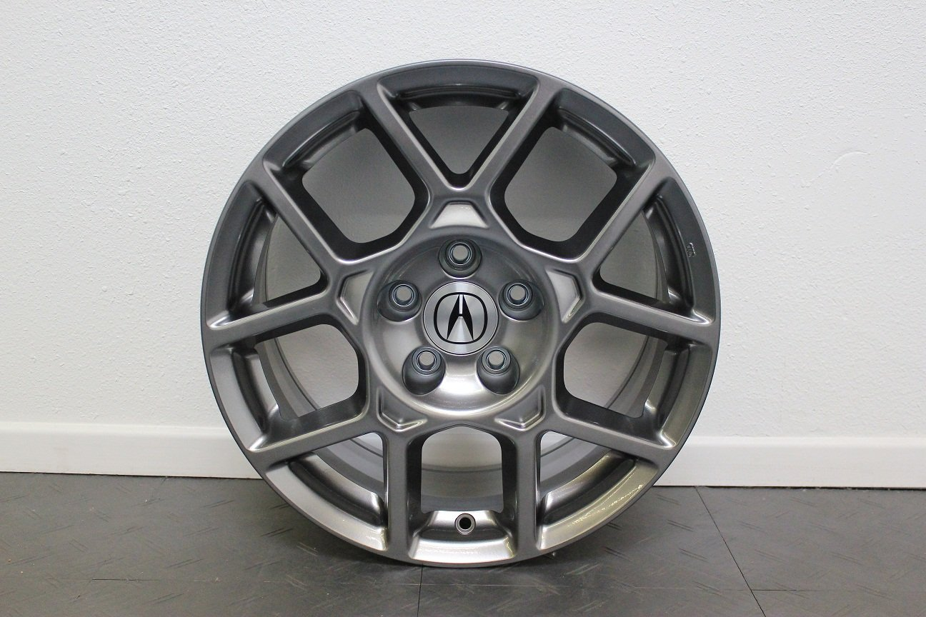 Acura Tl 2007-2008 Type-s Wheel Genuine Factory OEM (THIS IS FOR COMPLETE SET OF 4 WHEELS)!!! Center caps not included!!!!
