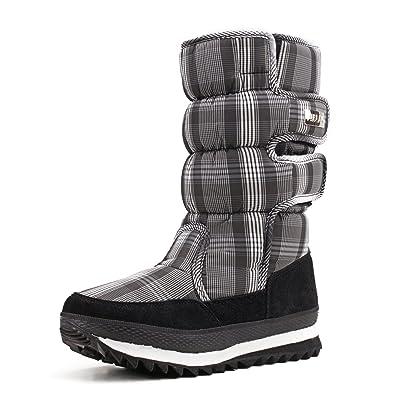 Women's Mid-Calf Snow Boot E9489