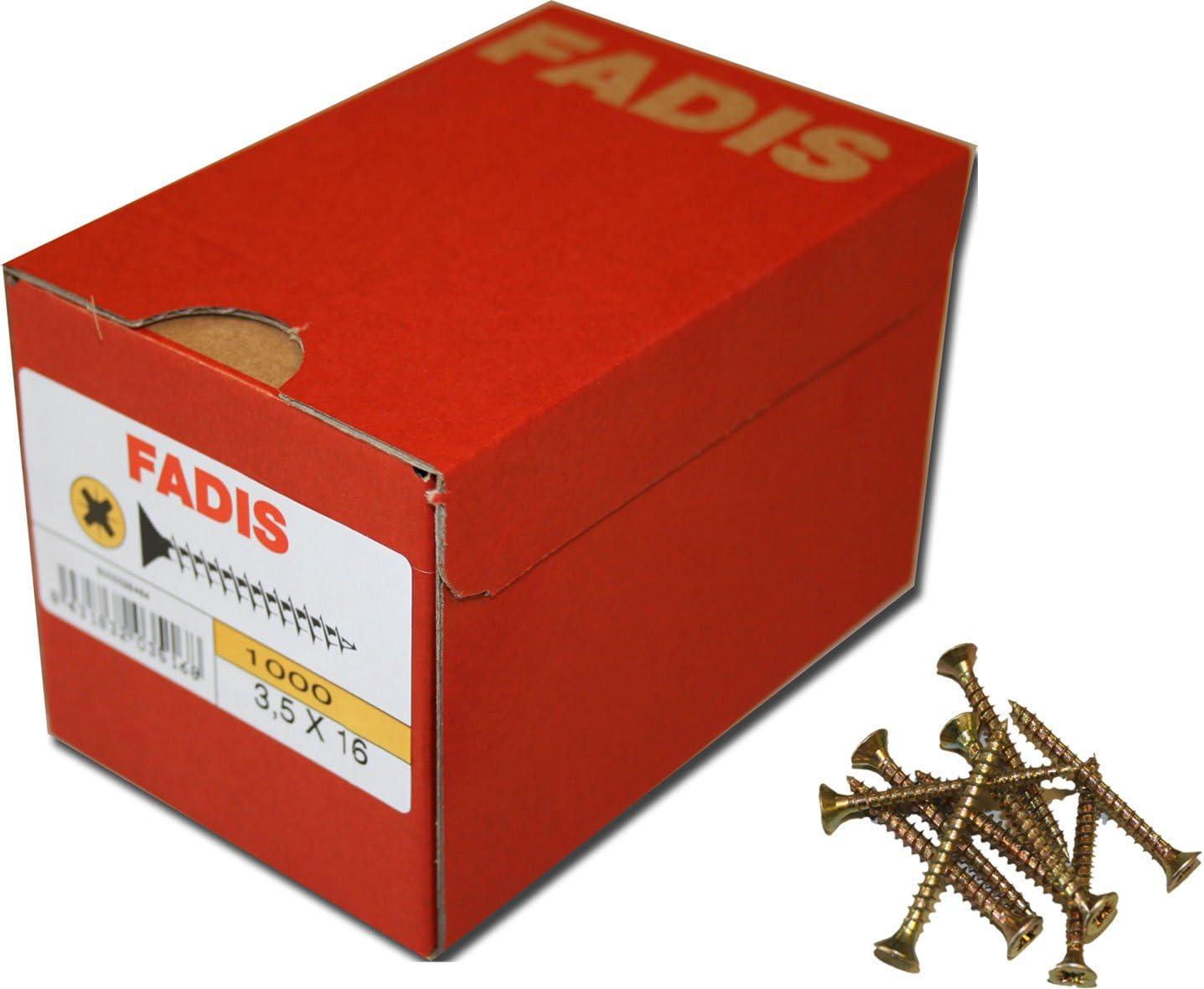 Fadis 1501020350309 Torni.Fadis Bicro C//P 35 19X030