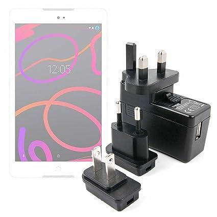 DURAGADGET Kit De Adaptadores con Cargador para Tablet BQ ...