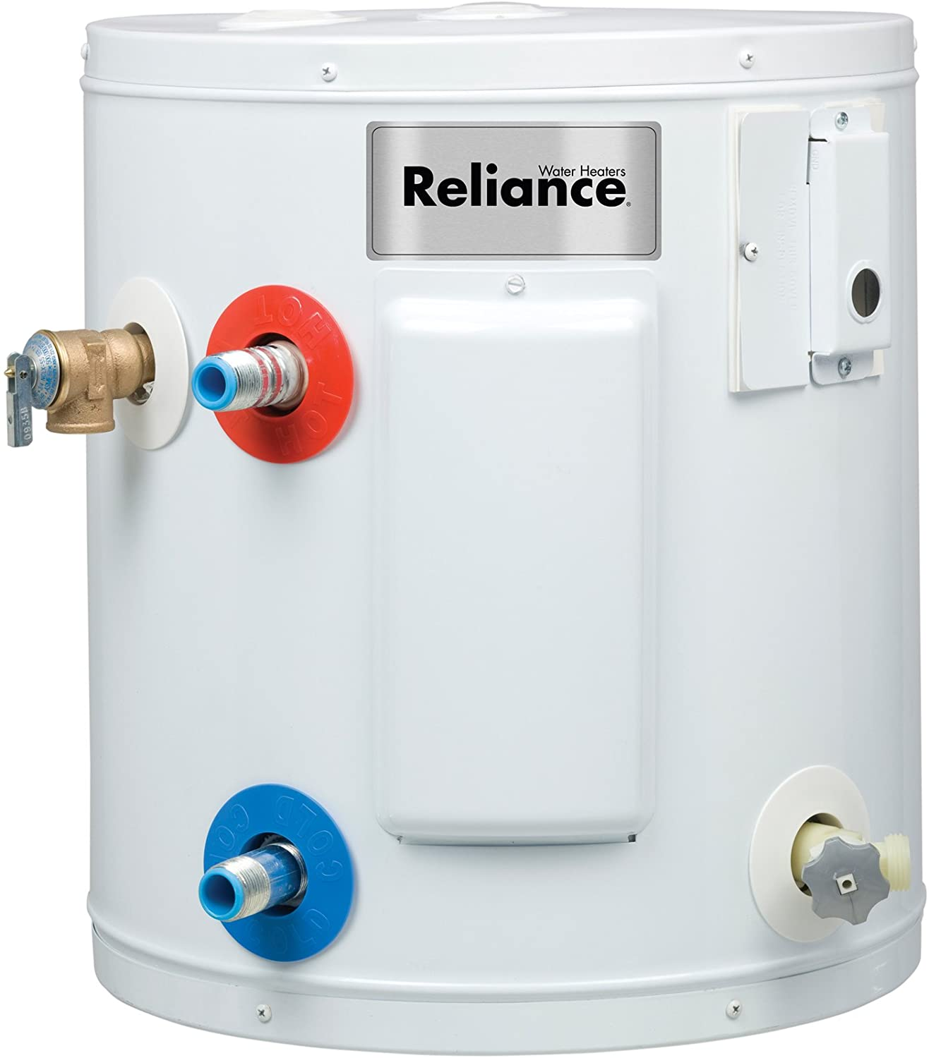 Reliance 6 6 Soms K 6 Gallon Compact Electric Water Heater Water Heaters Amazon Canada
