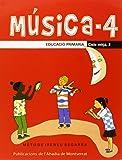 Música-4. Educació Primària. Cicle mitjà, 2 (Llibres de Música, ensenyament primari)