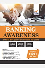 Banking Awareness for SBI & IBPS Bank Clerk/PO/RRB/RBI Exams Paperback