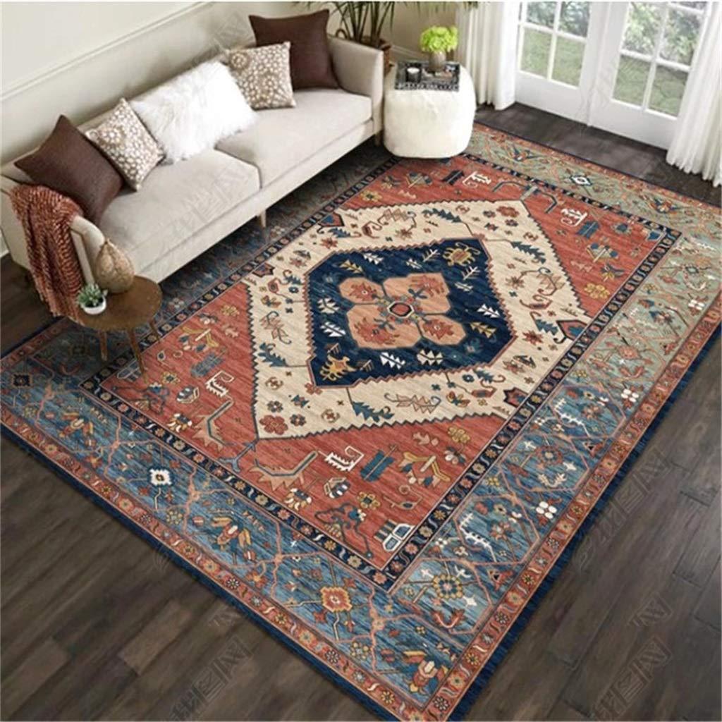 Literary Landscape Carpet Landscaping Lovely Bedroom Restaurant Living Room Non-Slip Decorative Mat
